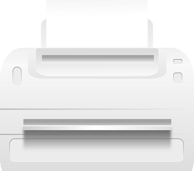 kopírk s papírem