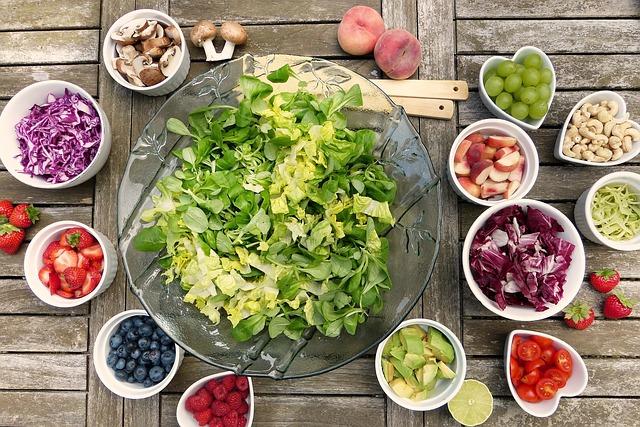 Zdravá strava je důležitá