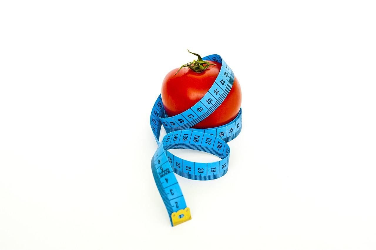rajče a krejčovský metr